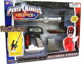 Power Rangers SPD Roleplay Deltamax Striker