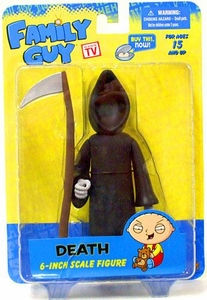 Mezco Toyz Family Guy Classic Series 3 Action Figure Death