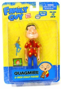 Mezco Toyz Family Guy Classic Series 3 Action Figure Quagmire