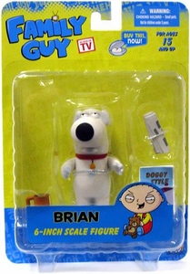 Mezco Toyz Family Guy Classic Series 1 Action Figure Brian