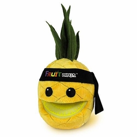 Fruit Ninja 5 Inch MINI Plush Pineapple