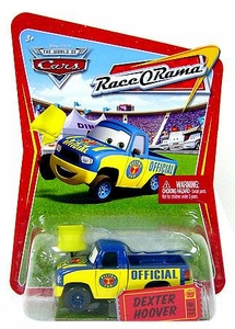 Disney / Pixar CARS Movie 1:55 Die Cast Car Series 4 Race-O-Rama Dexter Hoover