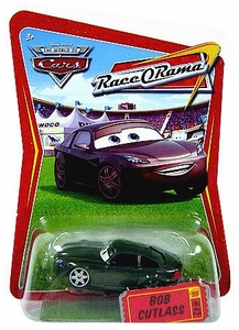 Disney / Pixar CARS Movie 1:55 Die Cast Car Series 4 Race-O-Rama Bob Cutlass