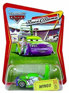 Disney / Pixar CARS Movie 1:55 Die Cast Car Series 4 Race-O-Rama Wingo