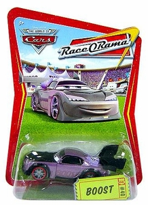 Disney / Pixar CARS Movie 1:55 Die Cast Car Series 4 Race-O-Rama Boost