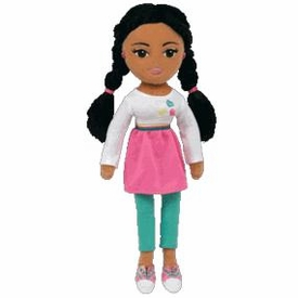 Ty Girlz Obama Girl Plush Doll Sweet Sydney