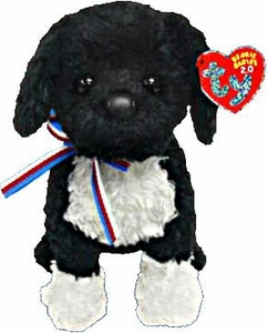 Ty Beanie Baby 2.0 Bo the White House Barack Obama Dog