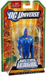 DC Universe Justice League Unlimited Fan Collection Action Figure OMAC