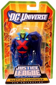 DC Universe Justice League Unlimited Fan Collection Action Figure Martian Manhunter [Blue Outfit]