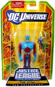 DC Universe Justice League Unlimited Fan Collection Action Figure The Atom