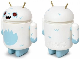 Android Big Box Edition 3 Inch Mini Collectible Figure Yeti