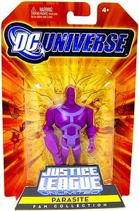 DC Universe Justice League Unlimited Fan Collection Action Figure Parasite