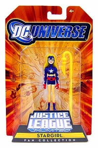 DC Universe Justice League Unlimited Fan Collection Action Figure Stargirl