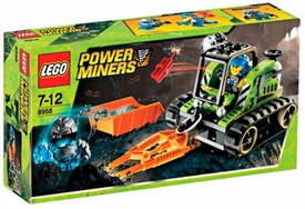 LEGO Power Miners Set #8958 Granite Grinder