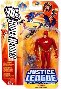 DC Super Heroes Justice League Unlimited Action Figure The Flash