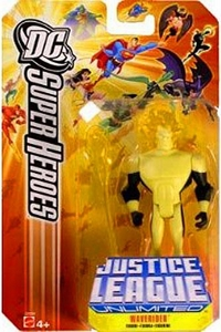 DC Super Heroes Justice League Unlimited Action Figure Waverider