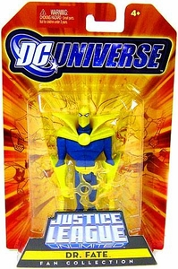 DC Universe Justice League Unlimited Fan Collection Action Figure Dr. Fate