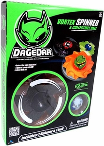 DaGeDar BLACK Vortex Spinner & Collectible Ball [Random Ball]