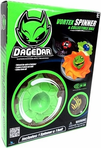 DaGeDar GREEN Vortex Spinner & Collectible Ball [Random Ball]