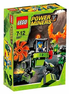 LEGO Power Miners Set #8957 Mine Mech