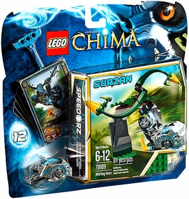 LEGO Legends of Chima Set #70109 Whirling Vines