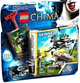 LEGO Legends of Chima Set #70107 Skunk Attack