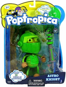 Poptropica 6 Inch Action Figure Astro Knight