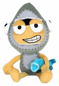 Poptropica 7 Inch Plush Figure Shark Boy