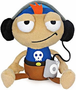 Poptropica 7 Inch Plush Figure Cool Boy