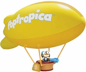 Poptropica 30 Inch Deluxe Playset Inflatable Blimp
