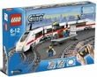 City LEGO Train Sets & Mini Figures