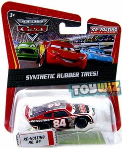Disney / Pixar CARS Movie Exclusive 1:55 Die Cast Car with Synthetic Rubber Tires Re-Volting
