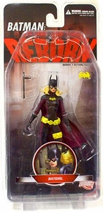 DC Direct Batman Reborn Series 1 Action Figure Batgirl