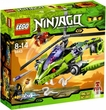 LEGO Ninjago Green Theme Sets