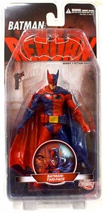 DC Direct Batman Reborn Series 1 Action Figure Batman: Two Face