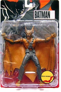 DC Direct Batman and Son Action Figure Ninja Manbat