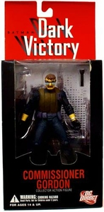 Batman DC Direct Dark Victory Action Figure Commissioner Gordon