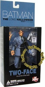 Batman DC Direct Long Halloween Action Figure Two Face