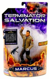 Terminator Salvation Playmates 6 Inch Action Figure Marcus Wright