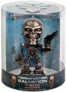 Funko Force Terminator Salvation Wacky Wobbler Bobble Head T-600
