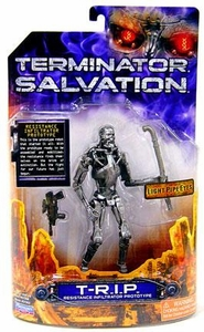 Terminator Salvation Playmates 6 Inch Action Figure T-R.I.P.
