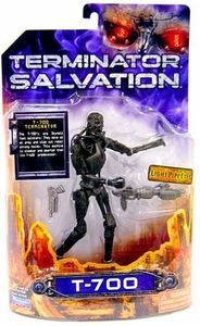 Terminator Salvation Playmates 6 Inch Action Figure T-700
