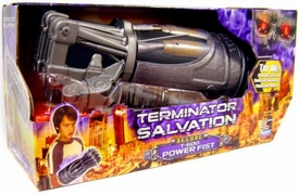 Terminator Salvation Playmates Roleplay Deluxe Terminator Hand