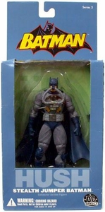Batman DC Direct Hush Series 3 Action Figure Stealth Jumper Batman