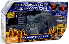 Terminator Salvation Playmates 3 3/4 Scale Vehicle Hunter Killer