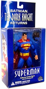DC Direct Batman Dark Knight Returns Action Figure Superman