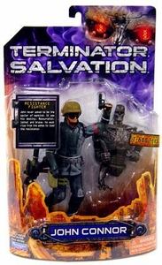 Terminator Salvation Playmates 6 Inch Action Figure John Connor