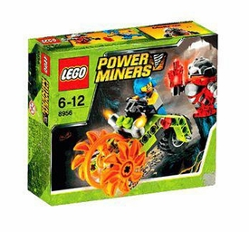 LEGO Power Miners Set #8956 Stone Chopper