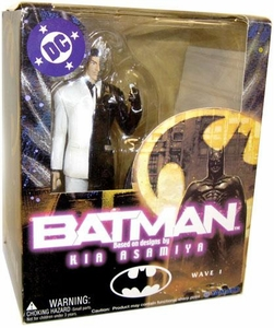 DC Direct Batman Kia Asamiya Series 1 Action Figure Two-Face