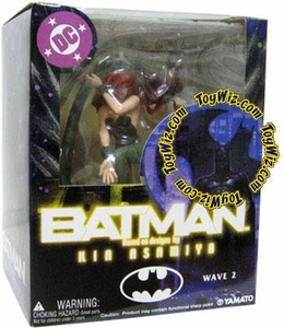 DC Direct Batman Kia Asamiya Series 2 Action Figure Poison Ivy